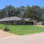 New residential housing