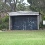 Abermain Historical Mural