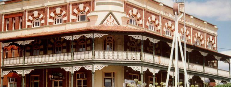 Historic, Iconic Kurri Kurri Hotel